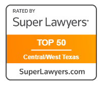 Super Lawyers Top 50 Central/West Texas